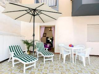A TERRACE IN THE SUN IN TRAPAN - Province of Trapani vacation rentals