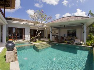 Villa Seratus 1 bedroom with 50m pool! #2 - Ungasan vacation rentals