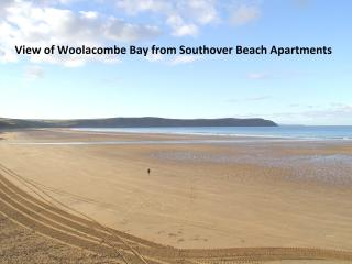 Southover Beach Apt 8 Luxury seafront Penthouse - Woolacombe vacation rentals