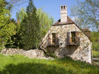 "Charming  old stone Barn aparment 80 sq.m ""Blanc"" - Cazillac vacation rentals"