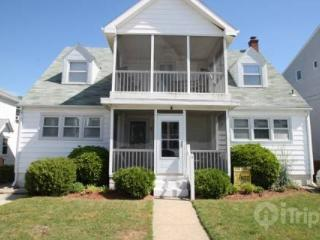 Ocean Block, Steps from the Beach and Boardwalk with Large Screened Porch - Milford vacation rentals