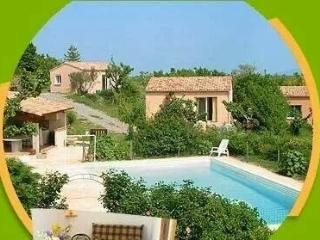 Nice Gite with Internet Access and Shared Outdoor Pool - Lablachere vacation rentals