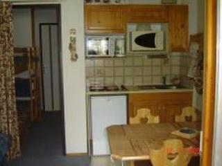 Nice Studio with Balcony and Parking - Les Contamines-Montjoie vacation rentals