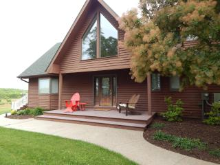 Luxury home on Lake near Saugatuck & Lake Michigan - Fennville vacation rentals