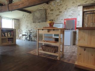1 bedroom Condo with Deck in Gensac - Gensac vacation rentals