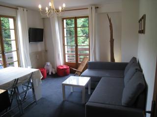 Appartement 3 pièces, rénové 2014, à Megève, - Megève vacation rentals