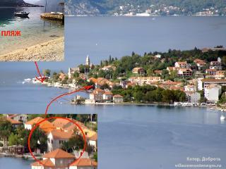 Waterfront Dobrota C - Dobrota vacation rentals