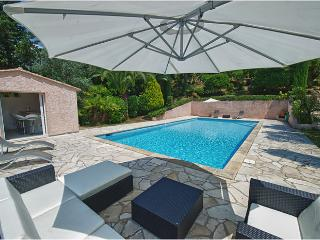 Nartelle: Magnificent 4 bedroom Provencal house with private pool, jacuzzi and garden - Var vacation rentals