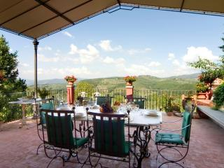Tuscan Villa with a Private Pool in a Village - Casa Donnini - Donnini vacation rentals