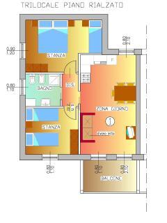 2 bedroom Condo with Internet Access in Ossana - Ossana vacation rentals