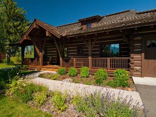 The Moose Creek Cabin at Jackson Hole Golf & Tennis Club - Jackson vacation rentals