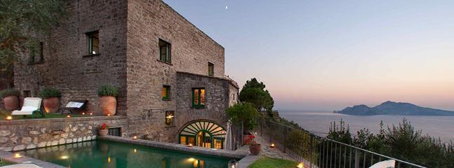 7 bedroom Villa in Santa Maria Annunziata, Costa Sorrentina, Amalfi Coast, Italy : ref 2230234 - Image 1 - Marciano - rentals