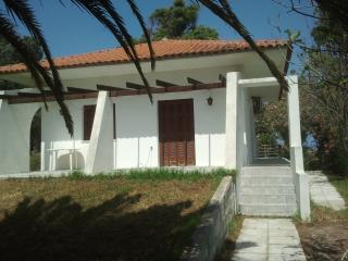 Beach Villa in Aghios Andreas, Messinia, Greece - Koroni vacation rentals