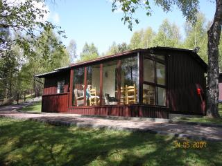 Chalet near Aviemore, six miles from Lake Garten - Carrbridge vacation rentals