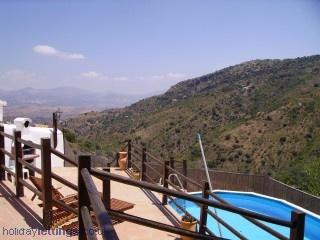 1 bedroom Cottage with Internet Access in Comares - Comares vacation rentals