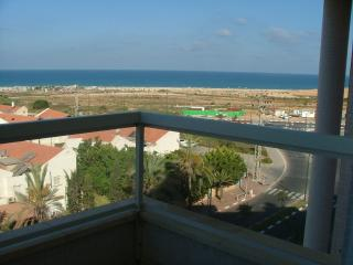 Ramat Poleg – Sea View Family 3 Bedroom Apartment - Netanya vacation rentals