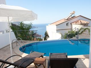 economic villa with perfect sea view - Kalkan vacation rentals