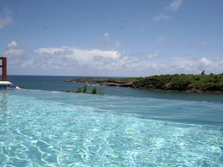 Two Bays Villa and Studios at Cabier in the original & natural Caribbean - Crochu vacation rentals
