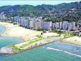 Bright Santos Studio rental with Elevator Access - Santos vacation rentals