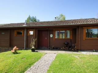 Glen Ogle Lodge, log cabin in Lochearnhead - Lochearnhead vacation rentals