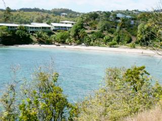 Two Bays Beachside at Cabier in the original and natural Caribbean - Crochu vacation rentals