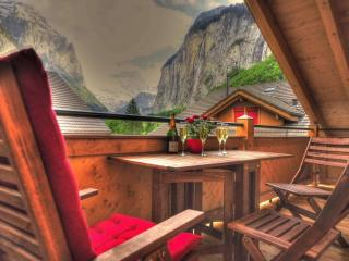 Luxury Penthouse. Amazing view - Lauterbrunnen vacation rentals