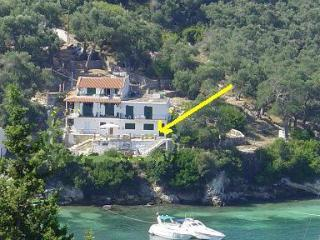 white house - Lakka vacation rentals