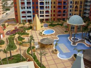 Cozy 2 bedroom Murcia Apartment with A/C - Murcia vacation rentals
