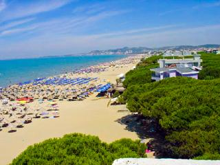 Absolute Beachfront APT, 180° WOW!! Seaview, Pool - Durres vacation rentals