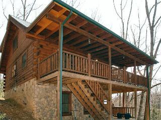 2bedroom Pet Friendly Cabin Gatlinburg TN 5 Minutes to Arts&Crafts Community - Tennessee vacation rentals