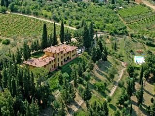 Apartment Tuscany Chianti near Florence and Siena - Barberino Val d'Elsa vacation rentals