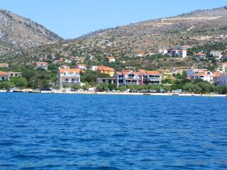 NEW BEACH 4 STAR LUXURY APARTMENT 3 BEDROOMS 3 BATHROOMS, FREE BOAT BERTH - Trogir vacation rentals