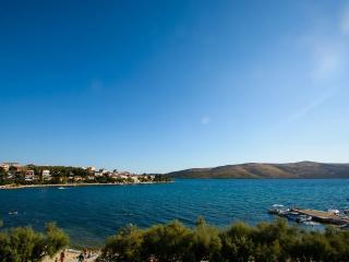 BEACHFRONT  ONE BEDROOM APARTMENT - Trogir vacation rentals