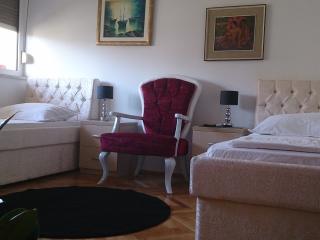 Sea View Villa on the Beach - Central Dalmatia Islands vacation rentals