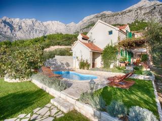 Unique Stone Villa For Couple Or Family- Makarska - Makarska vacation rentals