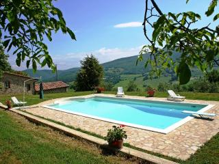 Romantic cottage 5' walk to the village in Tuscany with private pool & garden - Radicondoli vacation rentals
