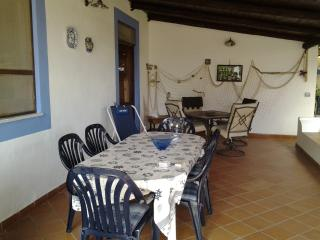 Cozy 3 bedroom Malfa Villa with A/C - Malfa vacation rentals