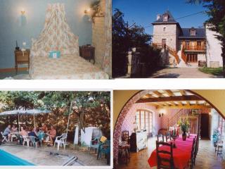 Aux Sabots du Causse blue room - Brive-la-Gaillarde vacation rentals