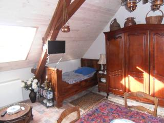 Gorgeous Condo with Kettle and Central Heating in Bauge - Bauge vacation rentals