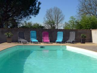 La Métairie Holiday Home - La Chapelle-Themer vacation rentals