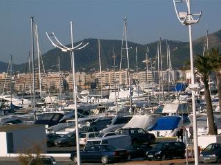 Townhouse near Marina Botafoc - Ibiza vacation rentals