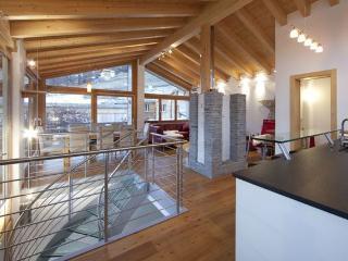 Luxury 4 Bed room Ski Chalet, Saas Fee - Saas-Fee vacation rentals