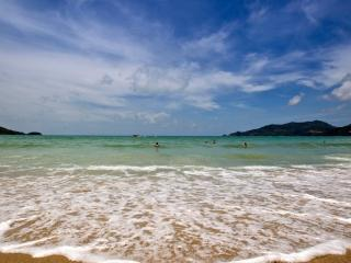 Comfortable 2 bedroom Patong Condo with Internet Access - Patong vacation rentals