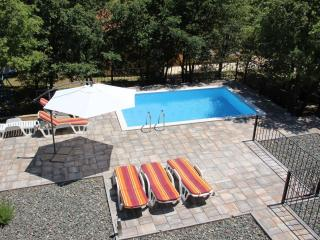 Contemporary 2 storey house with private pool - Labin vacation rentals