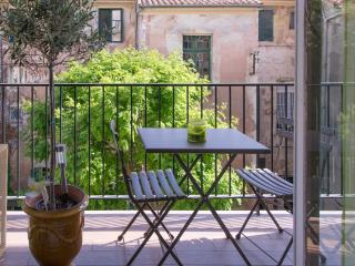 Historical centre Aix -Spacious Light Apartment with private carspace + balcony - Aix-en-Provence vacation rentals