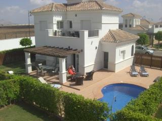 VILLA ENEBRO - Murcia vacation rentals