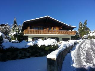 Beautiful 3 bedroom Nendaz Chalet with Internet Access - Nendaz vacation rentals