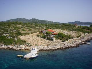 Nice Villa with Boat Available and Television - Zizanj Island vacation rentals