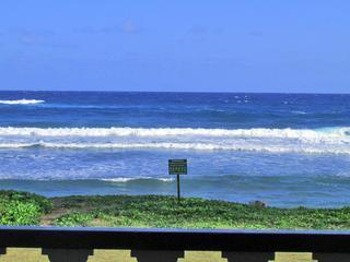 Unobstructed Oceanfront from you room - Beachfront - Stunning Unobstructed Oceanfront - Kapaa - rentals