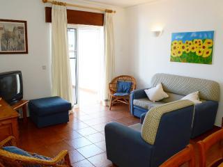 T2aptm in center w/sun terrace - Monte Gordo vacation rentals